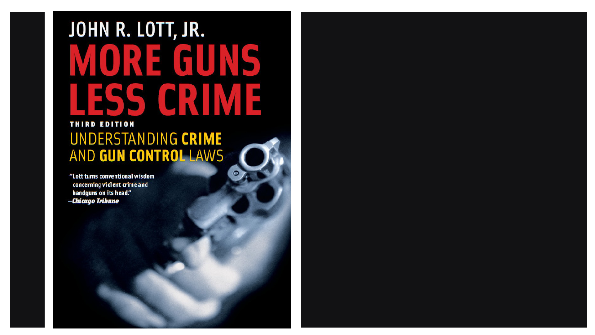 Fraudulent study in the American Journal of Public Health inaccurately claims that states with more guns have more police deaths by John R. Lott, Crime Prevention Research Centre The end of last week a study in the American Journal of Public Health claimed that there were more police feloniously killed in states that had more […]