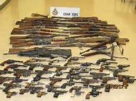TOTAL FIREARMS SEIZED BY CANADA BORDER SERVICES AGENCY 2011-2016 = 3,412 Firearms Seized (in 2,693 Seizures) Valued at $1,604,320         CBSA Access to Information Response – December 7, 2017