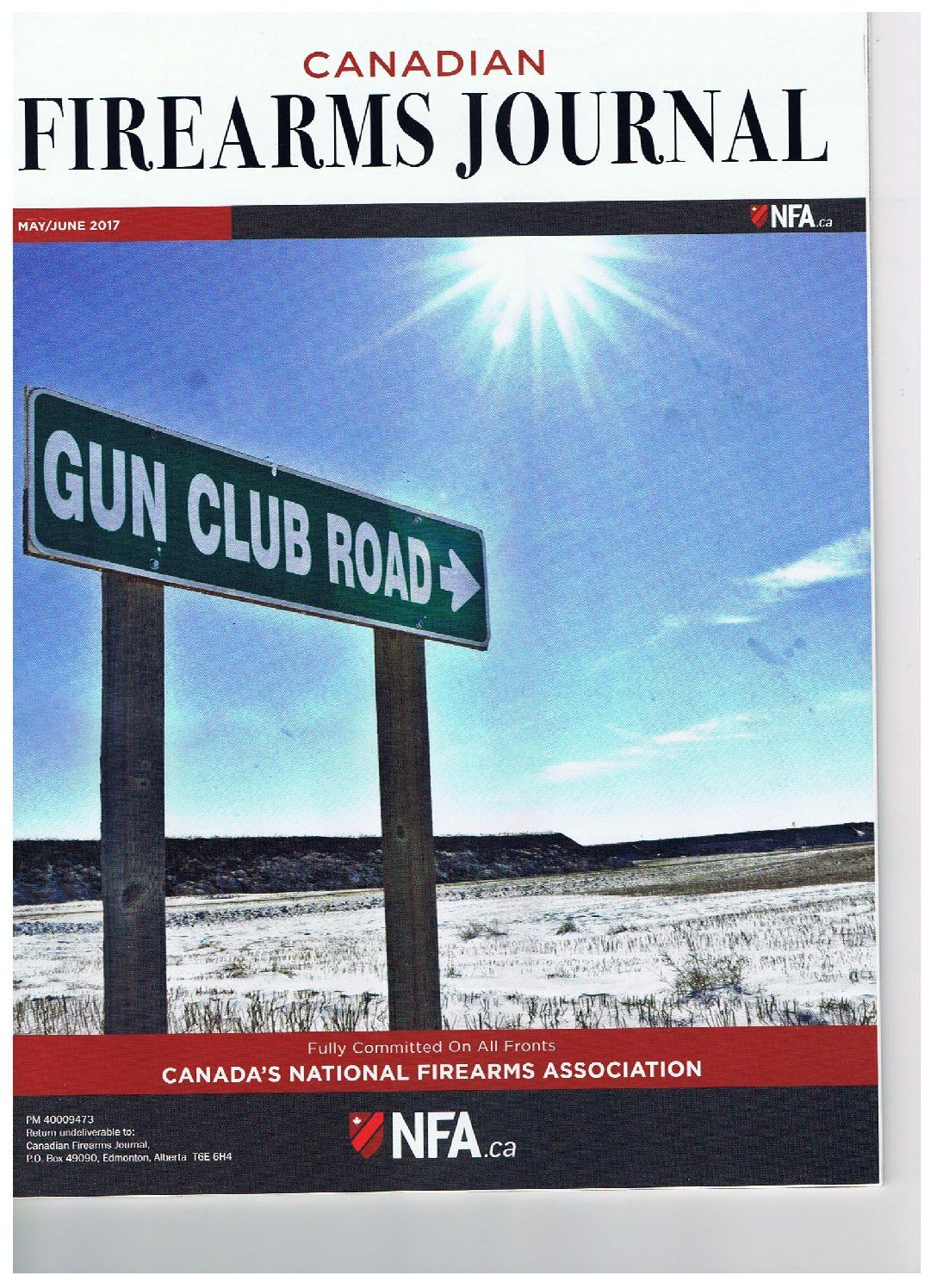 Special thanks to Sheldon Clare, NFA President for his permission to reprint this article from the Canadian Firearms Journal, May-June issue. CANADIAN FIREARMS JOURNAL – Want to get the full story? Become a member now and receive 6 bi-monthly issues of the Canadian Firearms Journal. All this, for a little as $35.00/year https://nfa.ca/news-media/cfj/