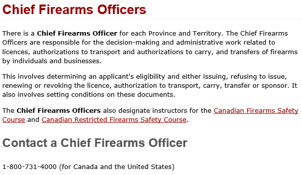 Chief Firearms Officers demand for a range membership can be used as a tool for gun confiscation. By Todd Brown, Executive Director, Firearms Institute for Rational Education – If you wish to get a full copy of the CFO Confirmation of Purpose letter, make a request at: http://www.firearmsinstitute.ca/contact.html