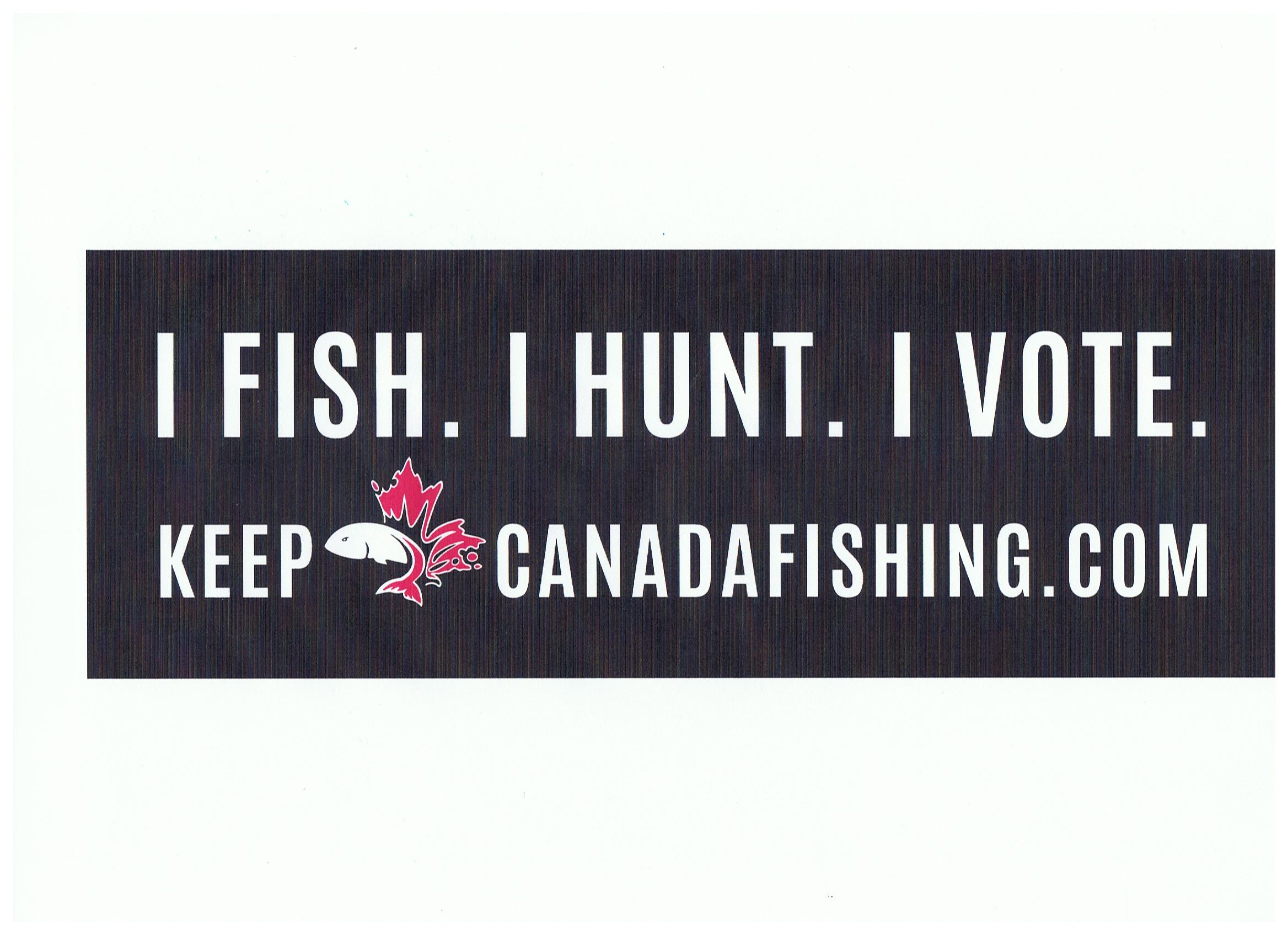 CSIA: ELEVATING RECREATIONAL FISHING TO A NATIONAL PRIORITY – 8 MILLION REASONS  A Vision for a Federal Course Correction http://www.keepcanadafishing.com/  Canadian Sportfishing Industry Association http://www.csia.ca/   0 0 vote Article Rating