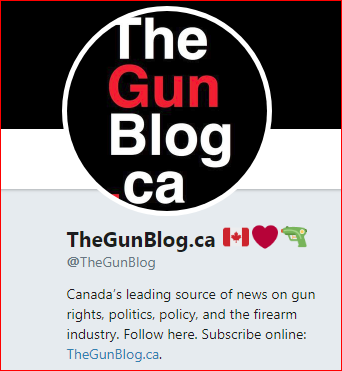 https://thegunblog.ca/2019/01/31/a-canadian-approach-to-public-safety-humour/ A CANADIAN APPROACH TO PUBLIC SAFETY (HUMOUR) TheGunBlog.ca – January 31, 2019 — Following is an imaginary conversation based on real laws for Canada's 2.2 million men and women hunters, farmers and sport shooters with police authorizations to own guns. Albert: If we want to improve public safety, what if we tracked the people who […]