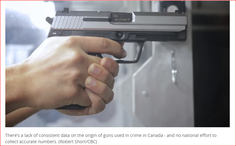 CBC 'CRIME GUN' ANALYSIS WITH ADDITIONAL RESEARCH LINKS