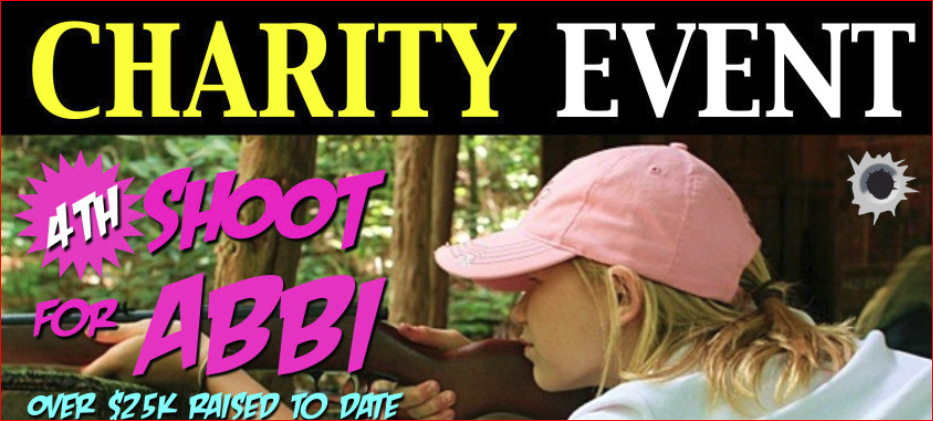"DECEW GUN CLUB: 4TH ""SHOOT FOR ABBI"" CHARITY FUNDRAISER"