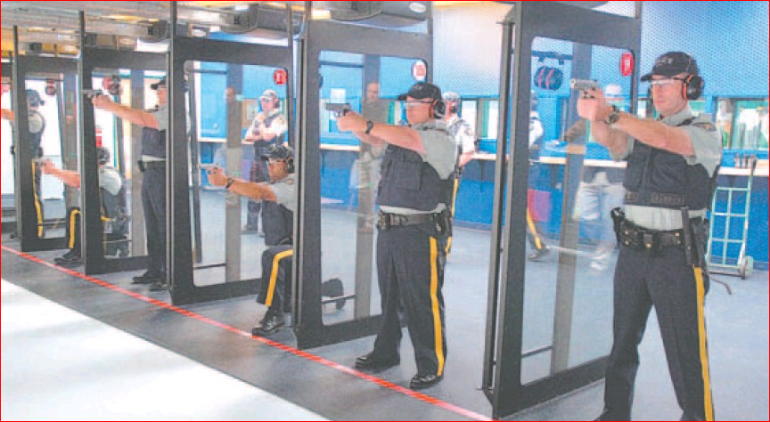 RCMP FIREARMS TRAINING, PROFICIENCY AND SAFETY – POLICIES & STATISTICS