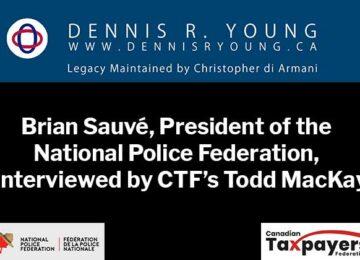 Brian Sauvé on Liberal Gun Confiscation Compensation