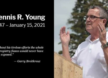 Dennis R. Young: 1947 – January 15, 2021