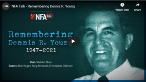 NFA Talk - Remembering Dennis R. Young January 21, 2021