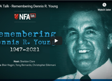 NFA Talk – Remembering Dennis R. Young  (January 20, 2021)
