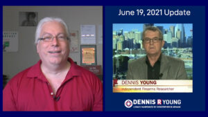 Dennis R. Young Legacy Project FB Live Update